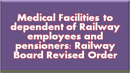 no-medical-facilities-to-dependent-railway