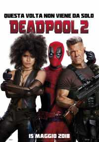 Deadpool 2 (2018) English Comedy Movie Free Download 440mb