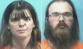 Couple To Be Arraigned For Leaving Child Outside Without Food & Water For 3 Days