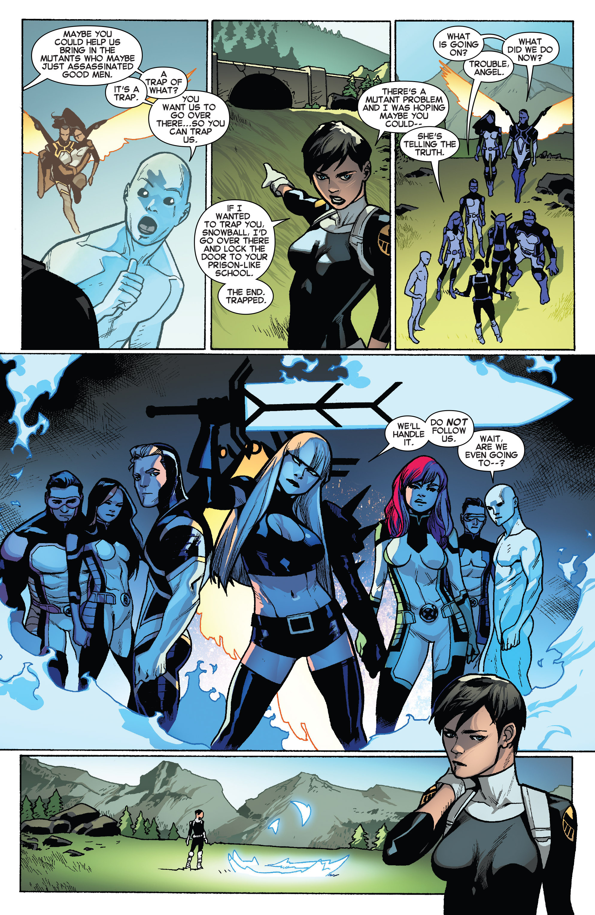 Read online All-New X-Men (2013) comic -  Issue #41 - 7