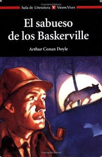 Cubierta del libro el perro de los baskerville para descargar en pdf