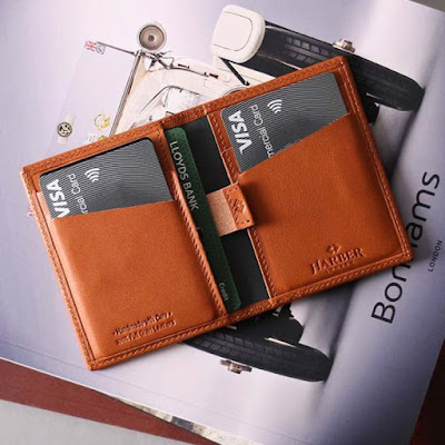 Bifold Wallet with RFID Protection