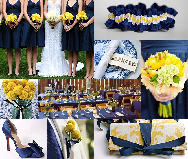 My Perfect Wedding Dream: Color Themes 2012