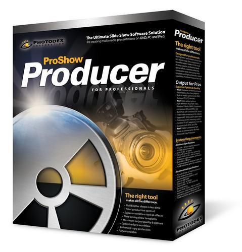 Photodex Proshow Producer V5 0 3296 + Key [Multi]