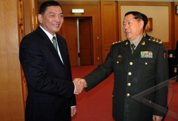 Forum Konsultasi Pertahanan ke-5 Indonesia-China