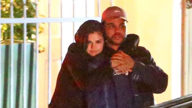 (Photos) Selena Gomez Spotted Kissing The Weeknd