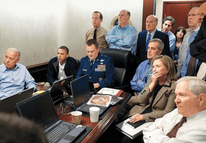 Osama bin Laden Live Capture