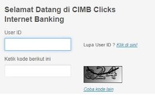 Cara Daftar Internet Banking CIMB Clicks