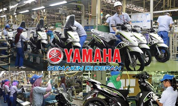 Lowongan Kerja PT. YAMAHA INDONESIA MOTOR MANUFACTURING Tahun 2018