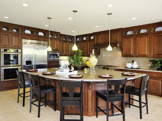 Island Kitchen Manufacturer in Dwarka New Delhi India