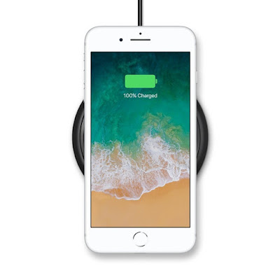 Amazon is selling The mophie Wireless Charge Pad Apple Optimized - 7.5W Qi Wireless Technology for a discounted price of $42.66.