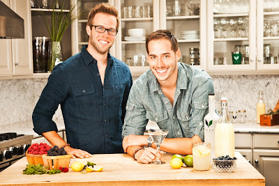 Courtney Reum and Carter Reum - Founders of VeeV