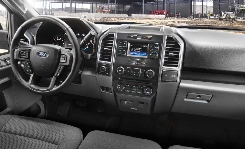 2016 Ford F150 New Desain Review Specs Engine Release Date and Price