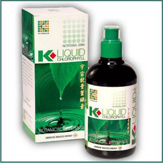 Manfaat K Liquid Chlorophyll Untuk Diet