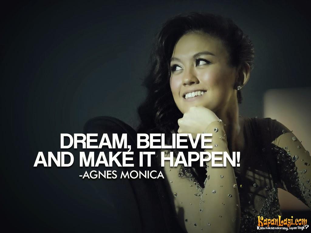 Pustaka Digital Indonesia  The Story of Agnes Monica   True Indonesian  People Legend ! 6db6bdb6fa