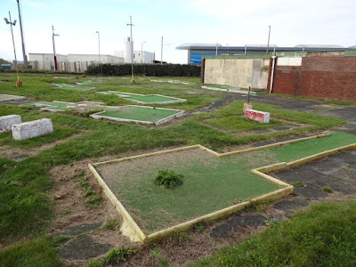 The Arnold Palmer Putting Course in Blackpool