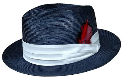 men's fashion, Fedora