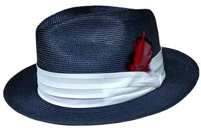 men's fashion, Fedora