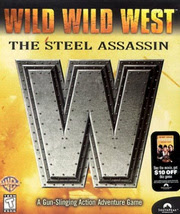 Wild Wild West: The Steel Assassin (PC/MULTI2/SINGLE) RePack