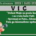 """VIC: """"Dolazi Mujo sa posla kući i sa vrata kaže Fati: - Spremaj se Fato... Idemo... Fata ga iznenađeno upita..."""""""