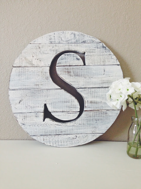http://shayrenovation.blogspot.com/2015/08/pallet-letter-sign.html