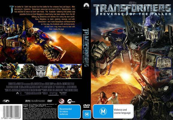Hell Header Transformers Revenge Of The Fallen 2009 Dual Audio Blueray