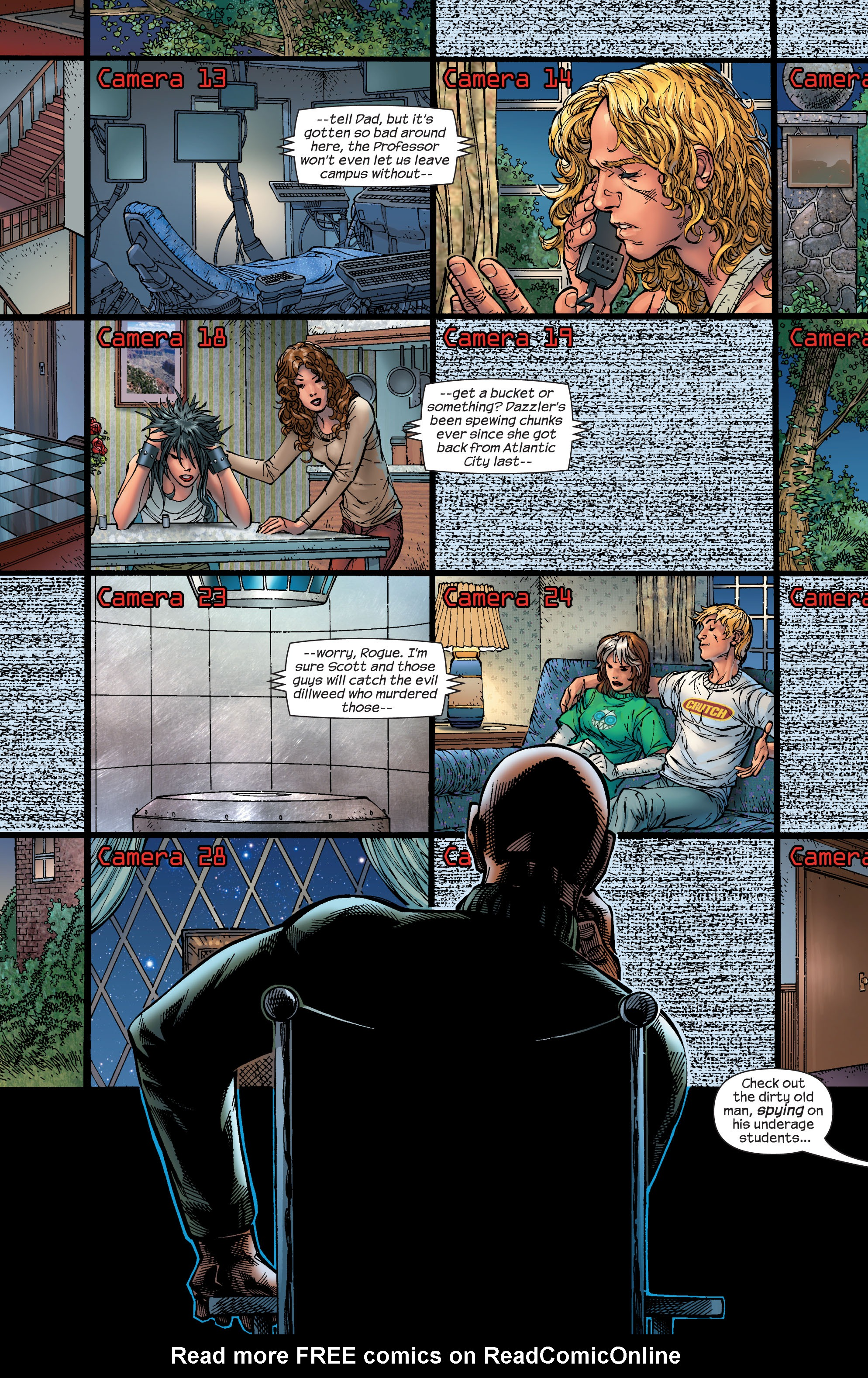 Read online Ultimate X-Men comic -  Issue #49 - 3