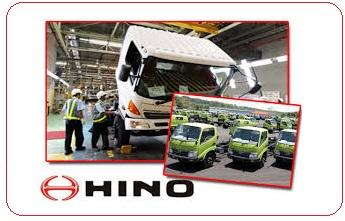 Lowongan Operator Produksi PT.Hino Motors Manufacturing Indonesia