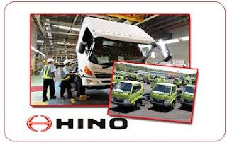 Lowongan Operator Produksi PT.Hino Motors Manufacturing Indonesia 2016