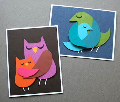 Bird cards - Mother's Day!!!