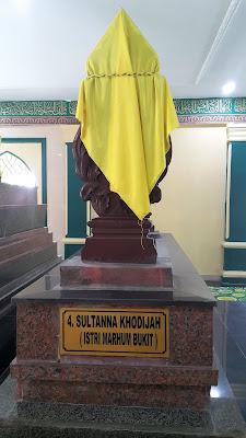 Makam Sultanah Khadijah