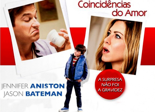 Coincidências do Amor (The Switch), 2010