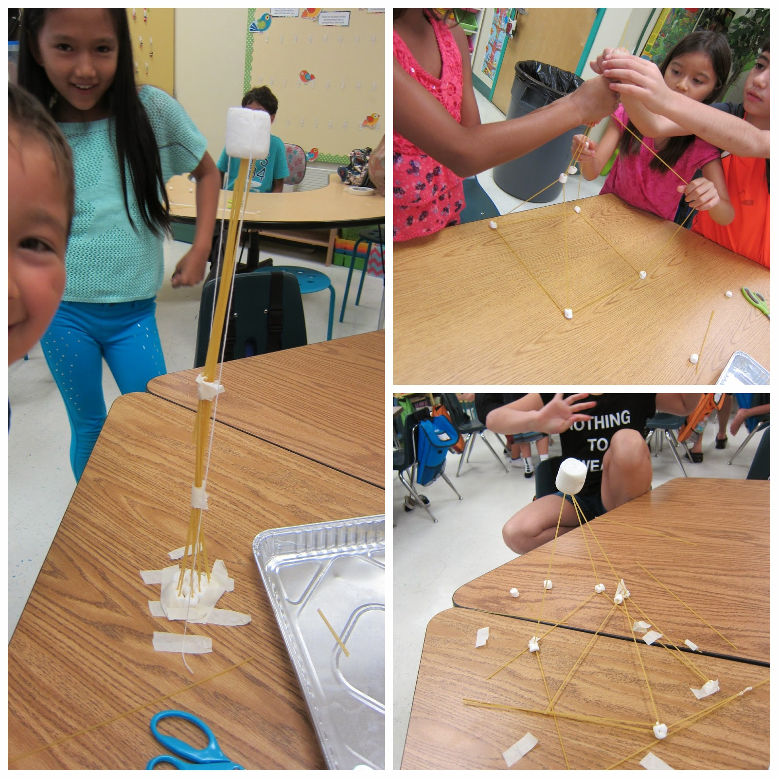 Our First Stem Challenge Sunny Days In Second Grade
