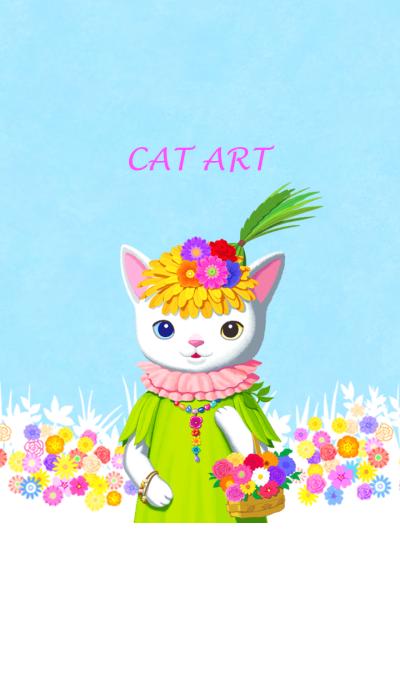 CAT ART 2