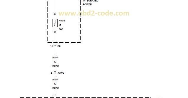 C2116 JEEP, DODGE, CHRYSLER ABS Pump Supply Low Voltage