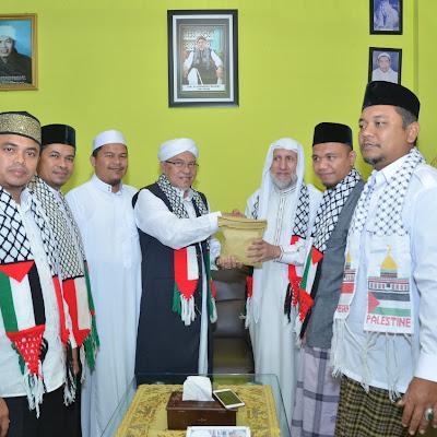 MUDI Kumpulkan Sumbangan Untuk Palestina