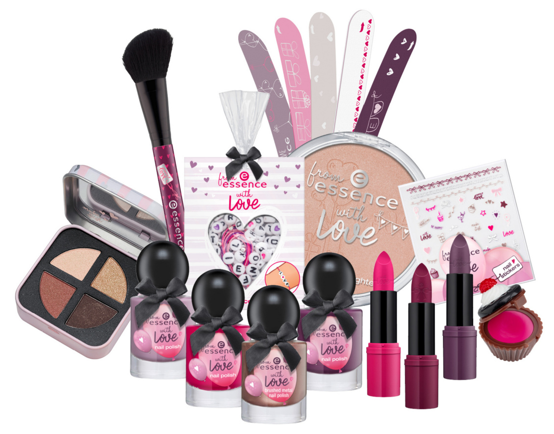 essence - from essence with love Trend Edition