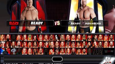 Download WWE 2K18 PSP PPSSPP + Best Setting WWE 2K18