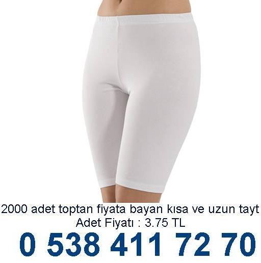 toptan fiyata bayan tayt satılık toptan kısa ve uzun bayan tayt