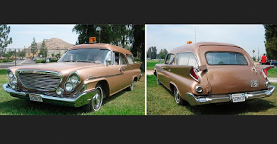 Chrysler Combination & Hearse Classic Ambulance
