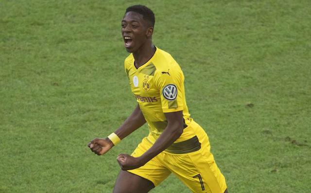 Ousmane Dembele Akan Segera Bergabung Barcelona