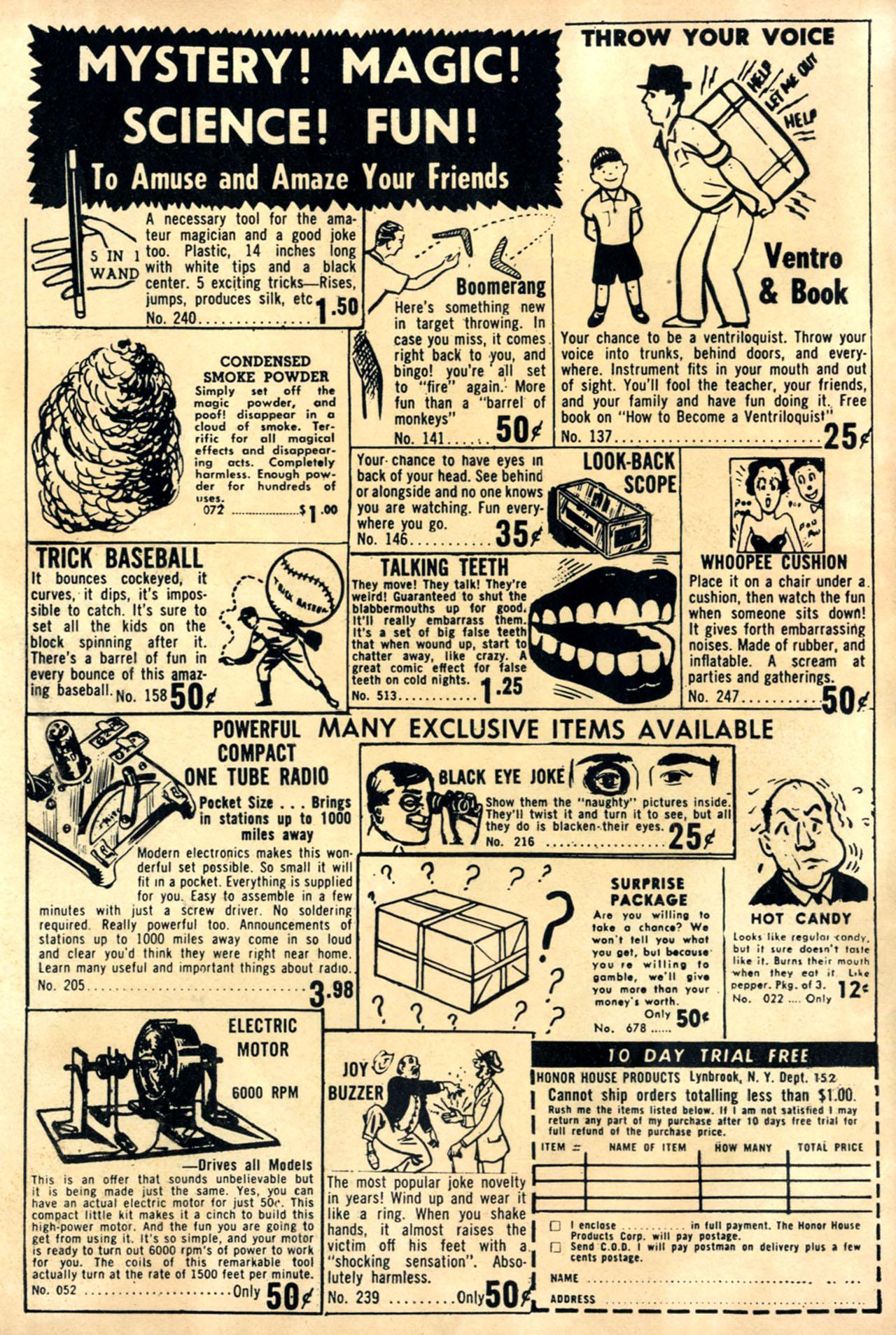 Read online Detective Comics (1937) comic -  Issue #239 - 2