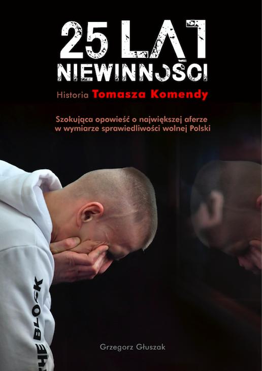 Premiera książki o Tomaszu Komendzie
