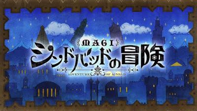 Magi: Sinbad no Bouken (TV) Subtitle Indonesia [Batch]