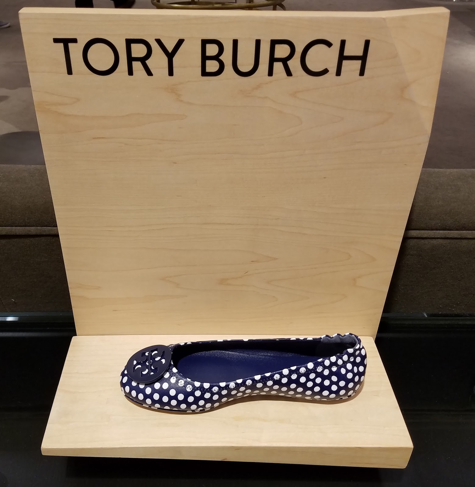 ae5870061 Rhonda s Escape  Brian s Review - Tory Burch Flats