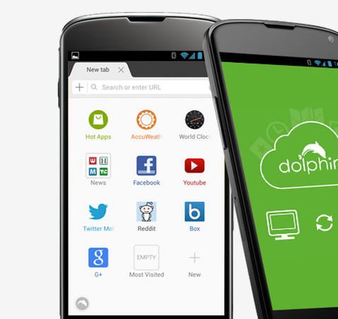 Dolphin - Best Mobile Browser