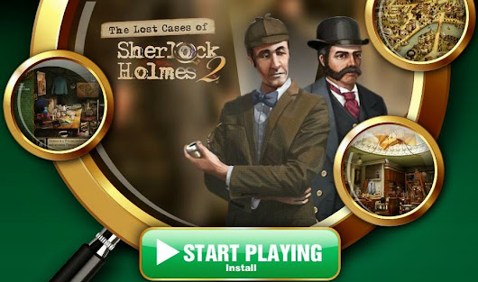 Free Game The Lost Cases of Sherlock Holmes 2