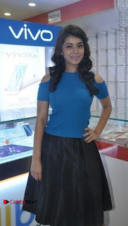 Telugu Actress Yamini Bhaskar Latest Pos in Blue Top and Black Skirt  0010.jpg