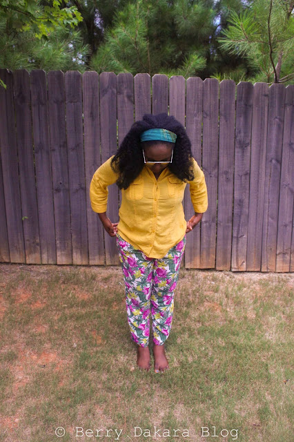 h&m pants, florals, summer outfits, crochet braids, floral pants