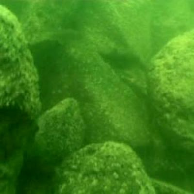 Mysterious 'monument' found beneath the Sea of Galilee